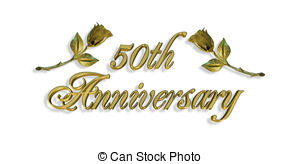 Happy 50th anniversary clipart image transparent 50th Illustrations and Clip Art. 469 50th royalty free ... image transparent