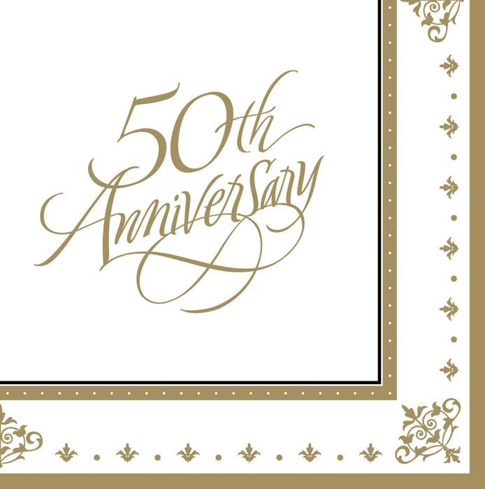 Happy 50th anniversary clipart picture royalty free stock Images of 50th Wedding Anniversary - Weddings Center picture royalty free stock