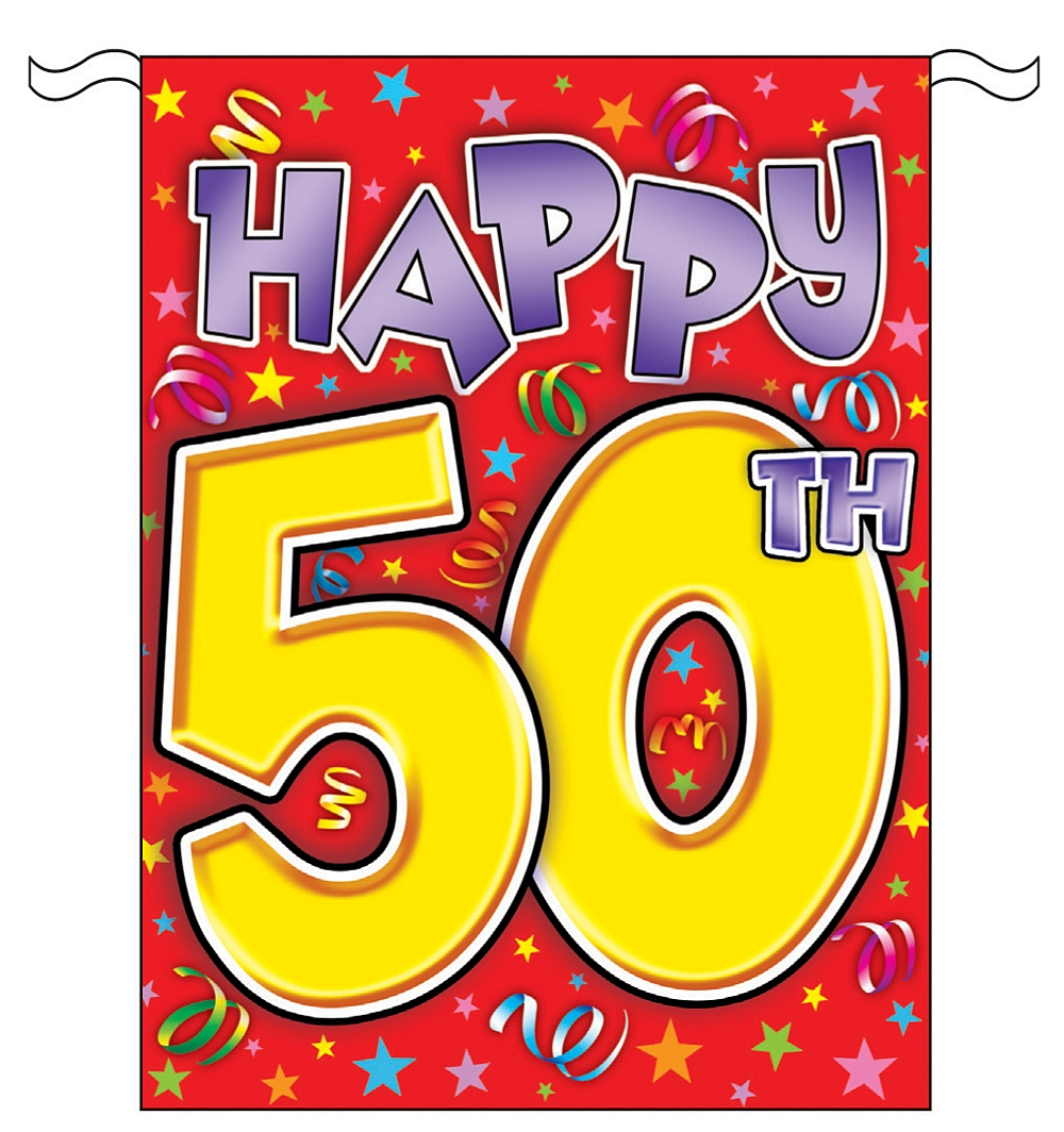 Library of free clipart transparent download happy 50th ... (1000 x 1064 Pixel)
