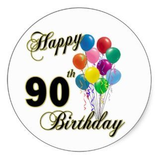 Happy 90th birthday free clipart picture royalty free library Awesome 90th birthday clip art   90th birthday in 2019   Happy 15th ... picture royalty free library