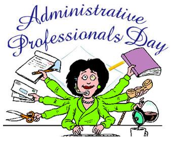 Happy admin day clipart graphic black and white Free Adminstrative Assistant Cliparts, Download Free Clip Art, Free ... graphic black and white