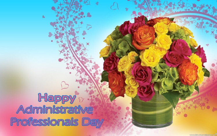 Happy administrative professionals day 2019 clipart free royalty free library 49 Administrative Professional Day Wishes, Images & Photos - WishMeme royalty free library