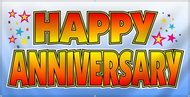 Happy anniversarry clipart for facebook free stock Clip art happy anniversary work - ClipartFest free stock