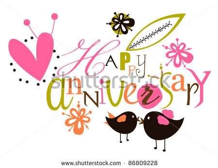 Happy anniversary clip art for facebook clipart free stock Happy anniversary facebook clipart - ClipartFest clipart free stock
