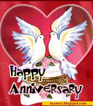 Happy anniversary clip art for facebook clipart free Free Anniversary Cards for Facebook   Anniversary Facebook Wall ... clipart free