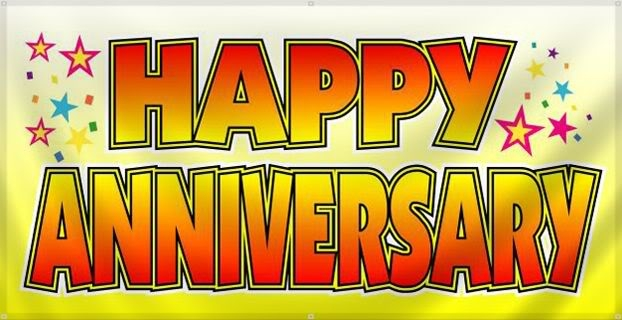 Happy anniversary clipart images vector free Happy work anniversary clipart - ClipartFest vector free