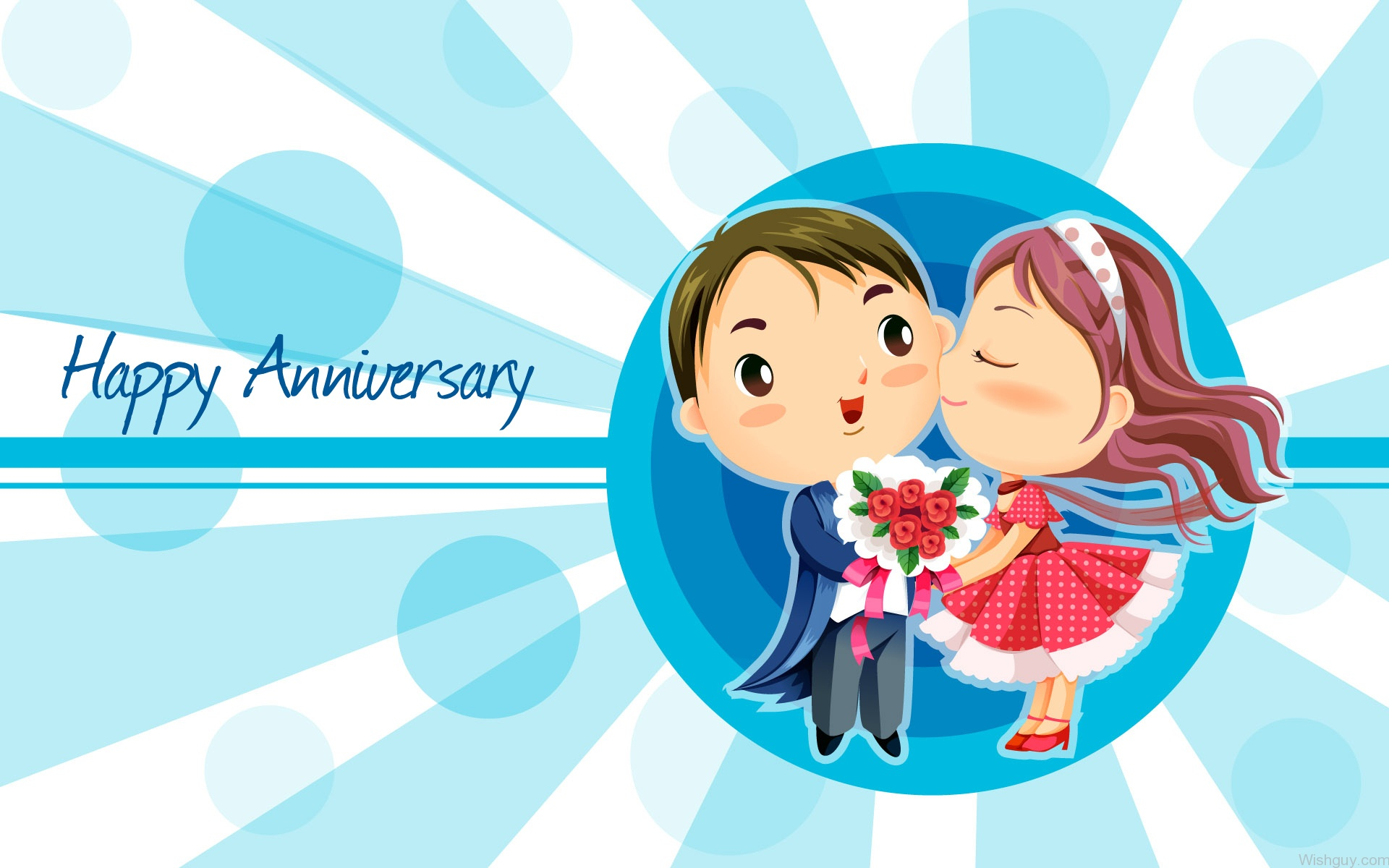 Happy anniversary cute clipart graphic transparent stock Anniversary Wishes Images For Husband | HD Wallpapers, Gifs ... graphic transparent stock