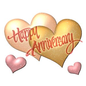 Happy anniversary cute clipart graphic free Happy Anniversary Messages, Wishes, Quotes, Wedding Messages And ... graphic free