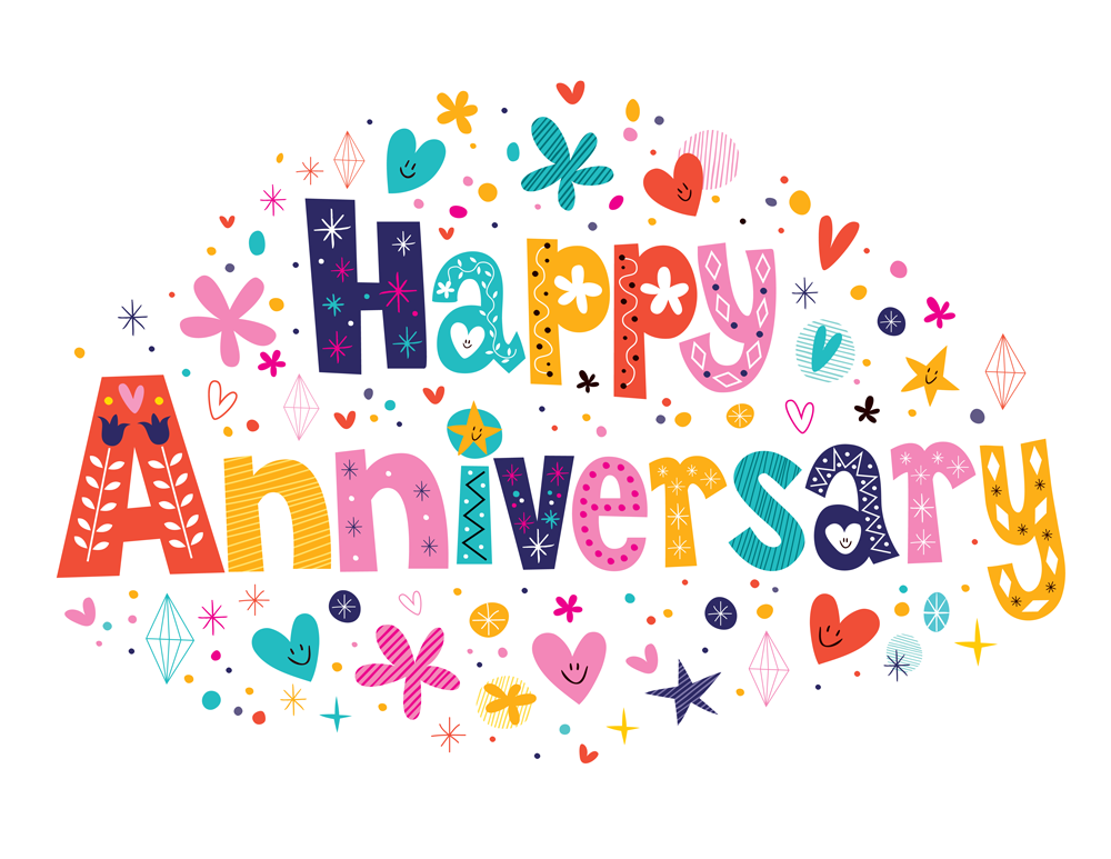 Happy anniversary facebook clipart clip freeuse RED ROSES AND CHAMPAGNE FOR A ANNIVERSARY A4 on Craftsuprint ... clip freeuse