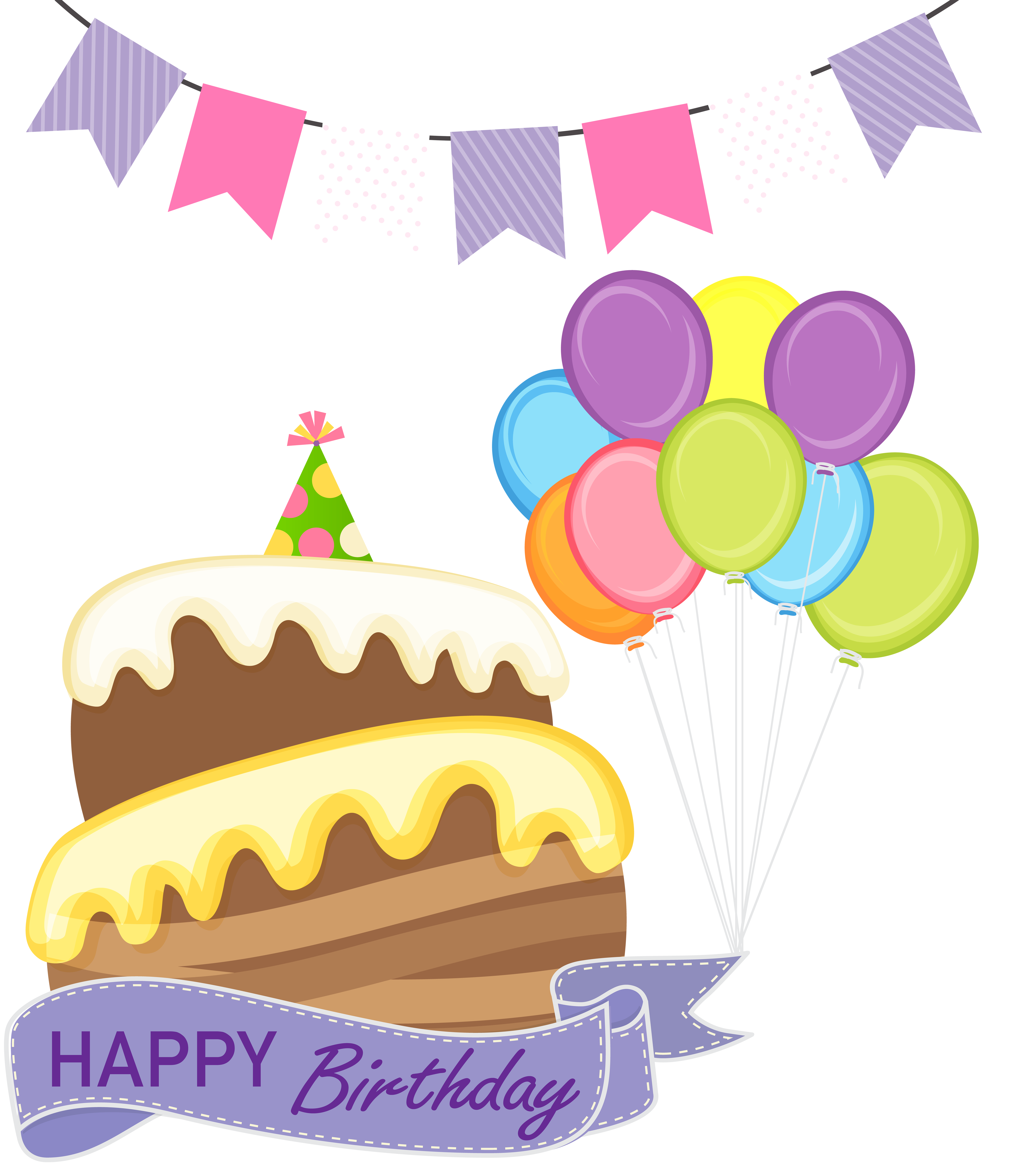 Happy anniversary facebook clipart vector free download Birthday Party Gift Flower bouquet Anniversary - Happy Birthday Cake ... vector free download