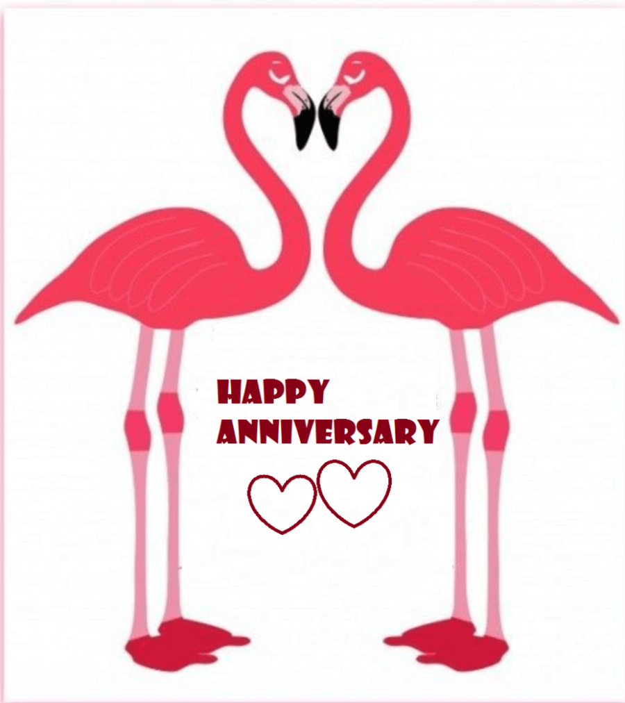Happy anniversary to a special couple clipart royalty free download Love Couple Heart clipart - Wedding, Birthday, Gift, transparent ... royalty free download
