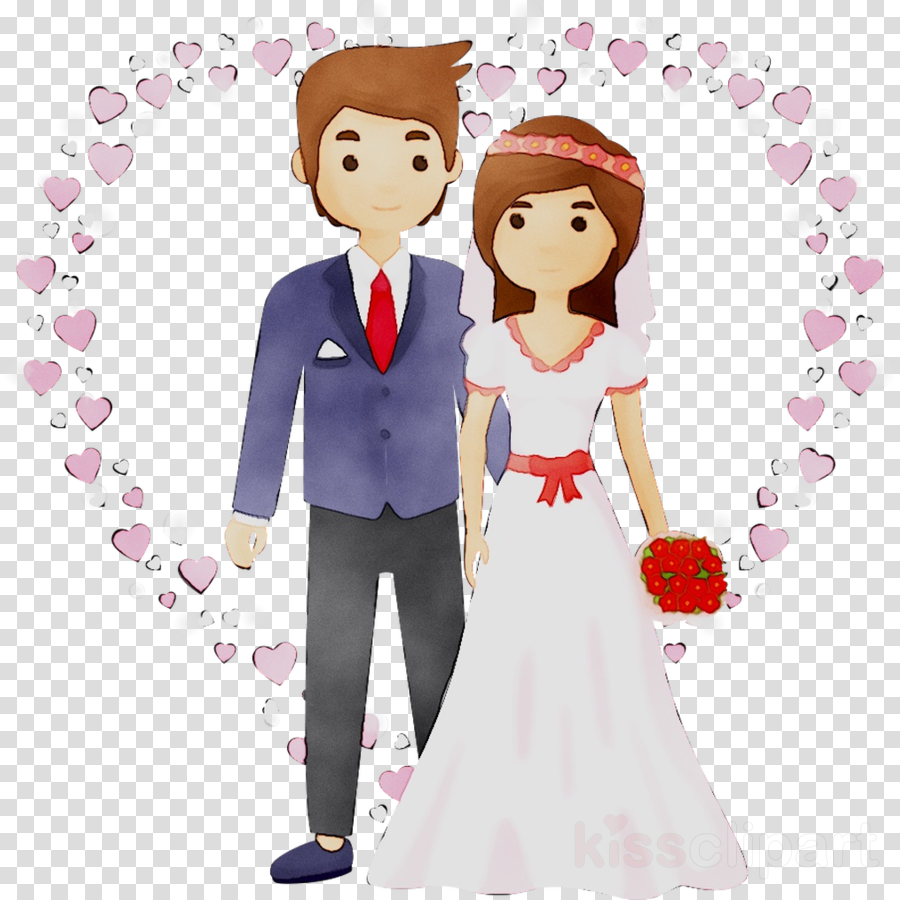 Happy anniversary to a special couple clipart jpg free Bride And Groom Cartoon clipart - Wedding, Anniversary, Love ... jpg free
