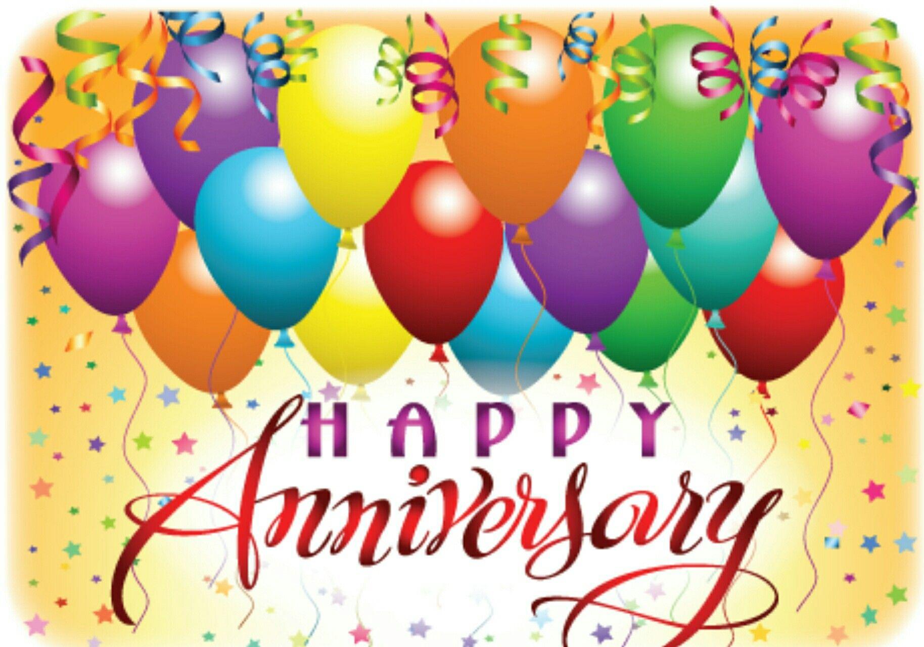 Happy anniversary work clipart