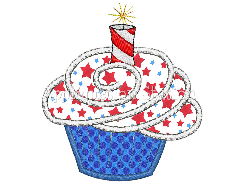 Happy birthday 4th of july clipart jpg Free Fourth Birthday Cliparts, Download Free Clip Art, Free Clip Art ... jpg