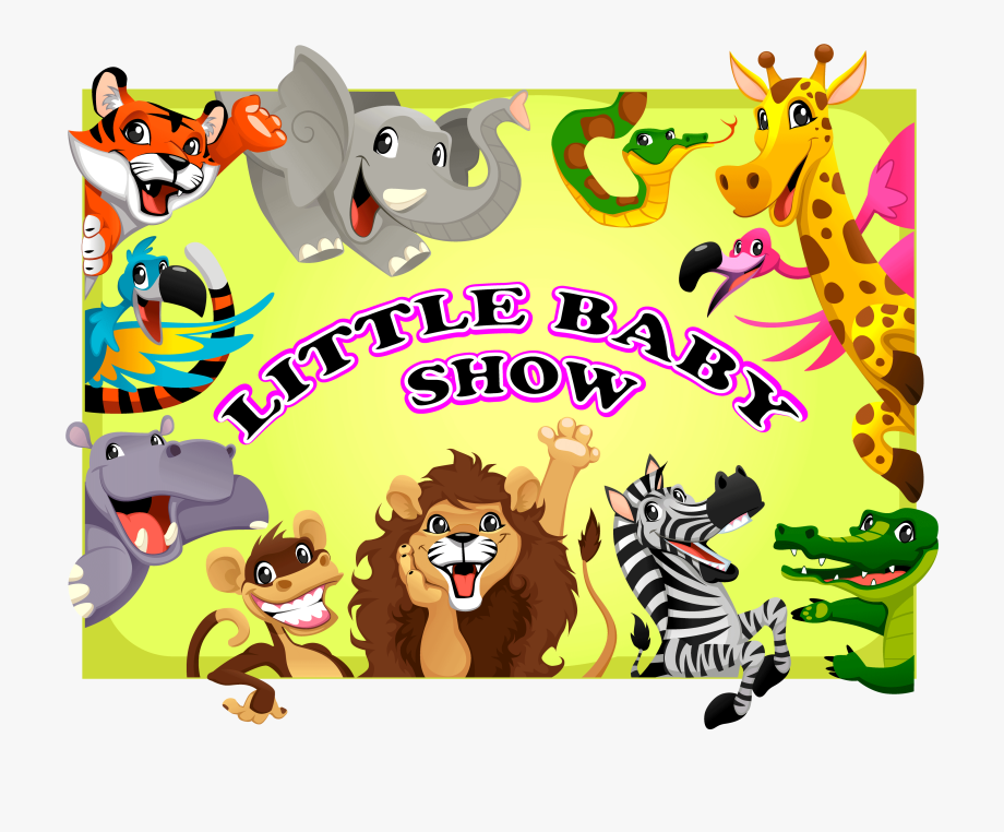 Happy birthday animal clipart svg Watch Nursery Rhymes And Baby Songs Little - Happy Birthday Jungle ... svg