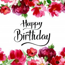 Happy birthday april clipart clip freeuse download Happy Birthday … | Photo | Happy… clip freeuse download