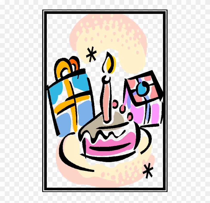 Happy birthday april clipart banner download April B - Happy Birthday Clip Art - Png Download (#2177823) - PinClipart banner download