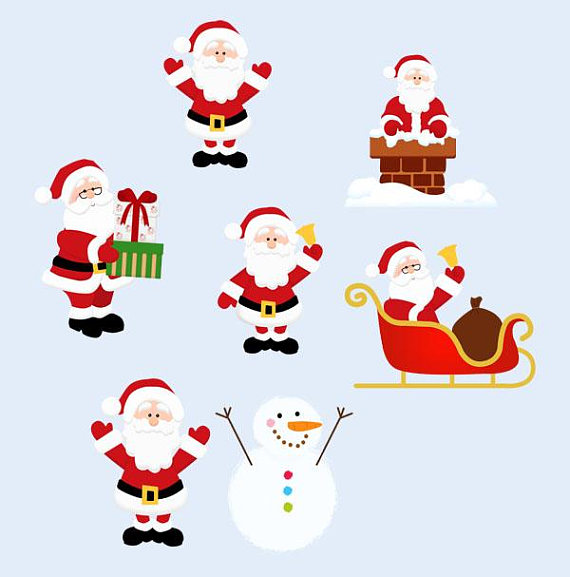 Happy birthday banner santa clause stockings clipart clip free library A collection of Santa Claus clip arts. This pack includes 1 zip ... clip free library