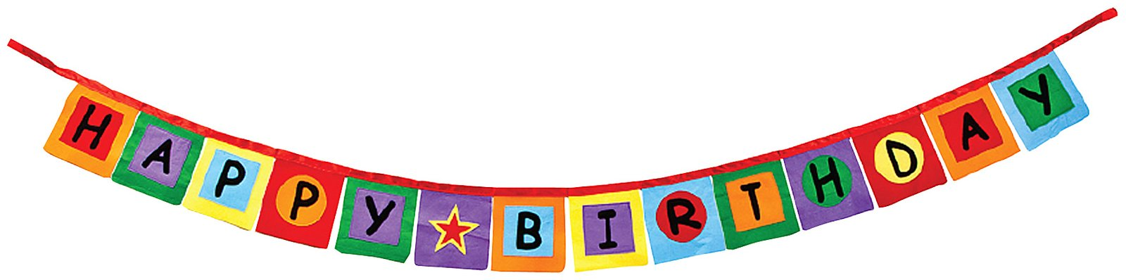 Happy birthday banners clipart svg free library Free Party Banner Cliparts, Download Free Clip Art, Free Clip Art on ... svg free library