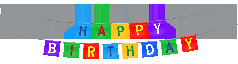 Birthday Banner Clipart | Free download best Birthday Banner Clipart ... image black and white library