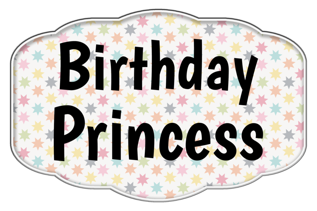 Happy birthday bel air font clipart png download Happy Birthday Props png download