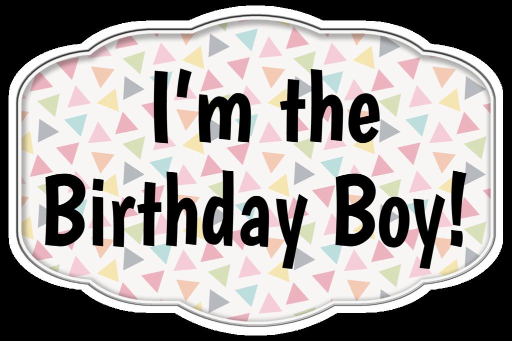 Happy birthday bel air font clipart vector library stock Happy Birthday Props vector library stock