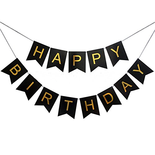 Happy birthday bel air font clipart svg black and white stock well-wreapped DANMY Pink Blue White Happy Birthday Bunting Banner ... svg black and white stock
