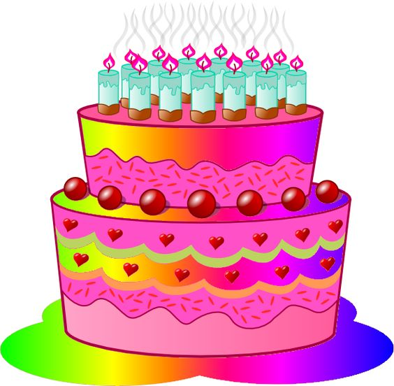 Happy birthday cake clipart guys royalty free library Happy Birthday cake clip art image | Birthday Cake | Pinterest ... royalty free library