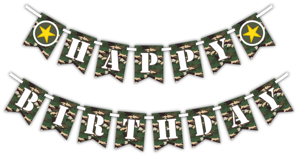 Happy birthday camo clipart vector library download Camo birthday meme clipart images gallery for free download | MyReal ... vector library download