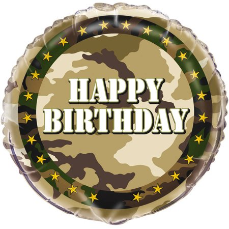 Happy birthday camo clipart clip download 18\