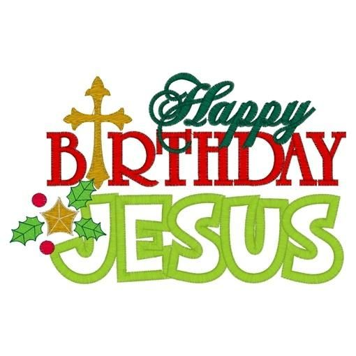 Happy birthday christmas clipart svg library library Happy Birthday Jesus | Christmas | Kerst kaarten, God svg library library