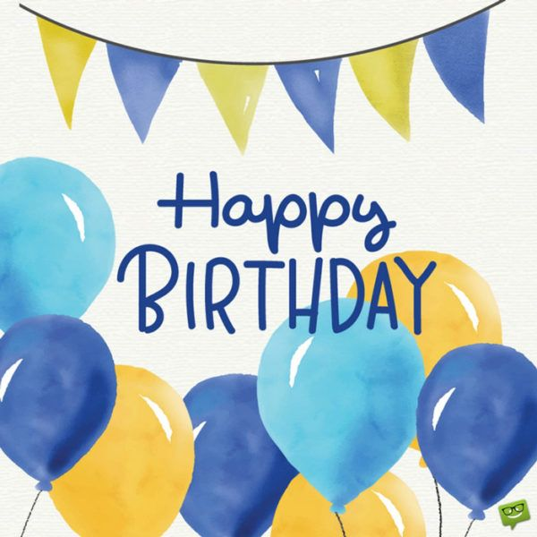 Happy birthday clipart boy 15 jpg library library 15 Birthday Cards to Pin and Share | Makes Me Smile | Birthday ... jpg library library
