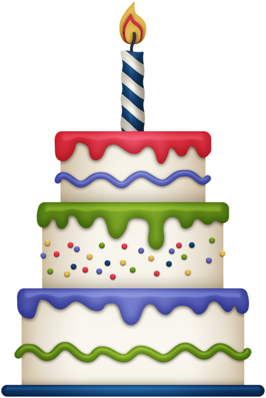 Happy birthday clipart cake clip art royalty free library gateaux,tubes | Clip art | Pinterest | Birthdays, Clip art and Happy ... clip art royalty free library