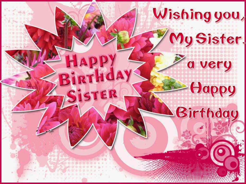 Happy birthday clipart for facebook jpg library library Sister happy birthday clipart - ClipartFest jpg library library