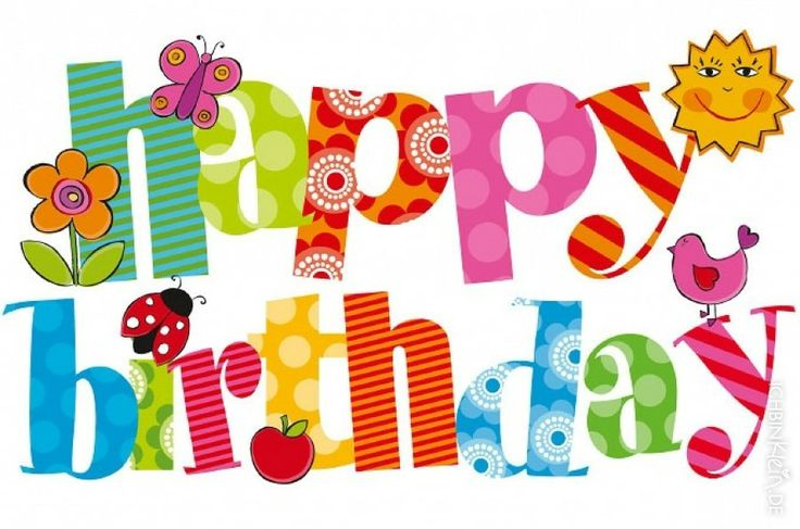 Happy birthday clipart for facebook png transparent Happy birthday for her clipart - ClipartFest png transparent