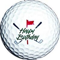 Happy birthday clipart for the golfer free library Happy Birthday Golf Ball | Birthday Gifts...We ♥ Birthdays! | Happy ... free library