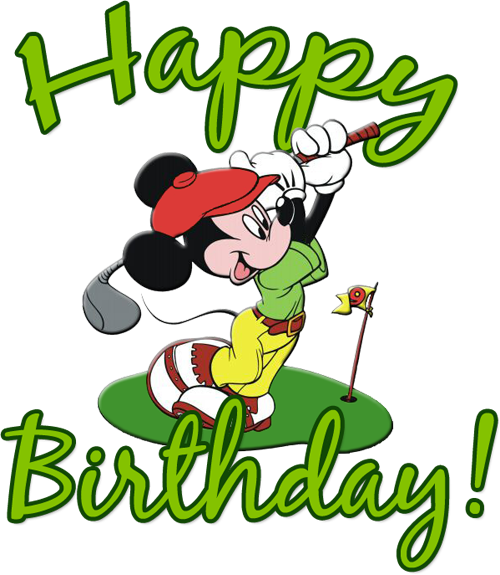 Happy birthday clipart for the golfer clipart free Happy birthday golfer images clipart images gallery for free ... clipart free
