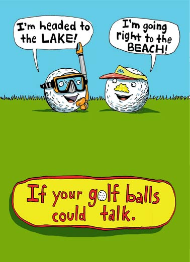 Happy birthday clipart for the golfer png library library Funny Golf Ecards | CardFool png library library