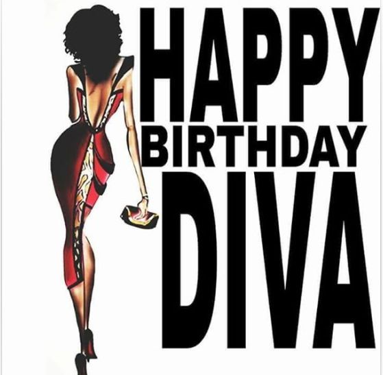 Happy birthday diva clipart png transparent stock Happy Birthday Diva | Happy Birthday | Happy birthday quotes ... png transparent stock