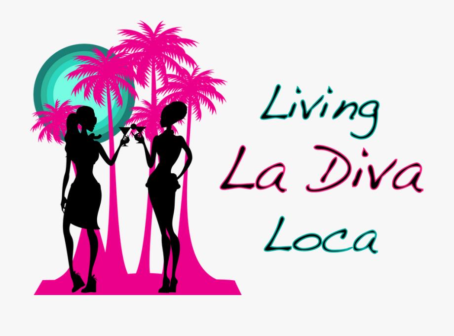 Happy birthday diva clipart jpg transparent stock Happy Birthday Diva Clip Art And More - Living La Diva Loca #402365 ... jpg transparent stock