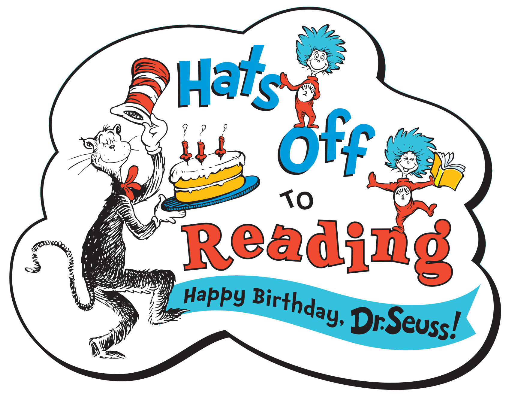 Happy birthday dr seuss clipart free download Happy Birthday Dr. Seuss! free download