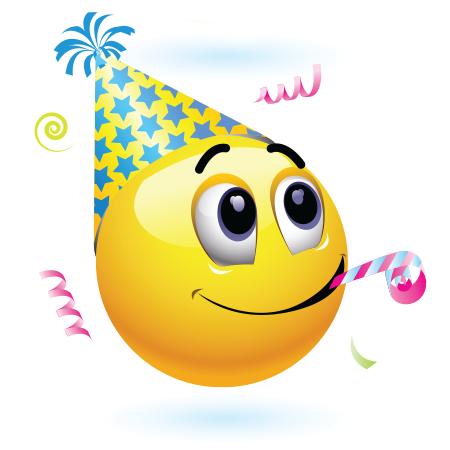 Happy birthday emoji clipart picture transparent Birthday Celebration | Birthday Emoticons | Birthday emoticons ... picture transparent