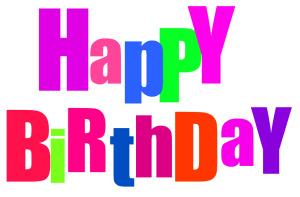 Happy birthday facebook clipart png Happy Birthday Graphics Facebook - ClipArt Best png