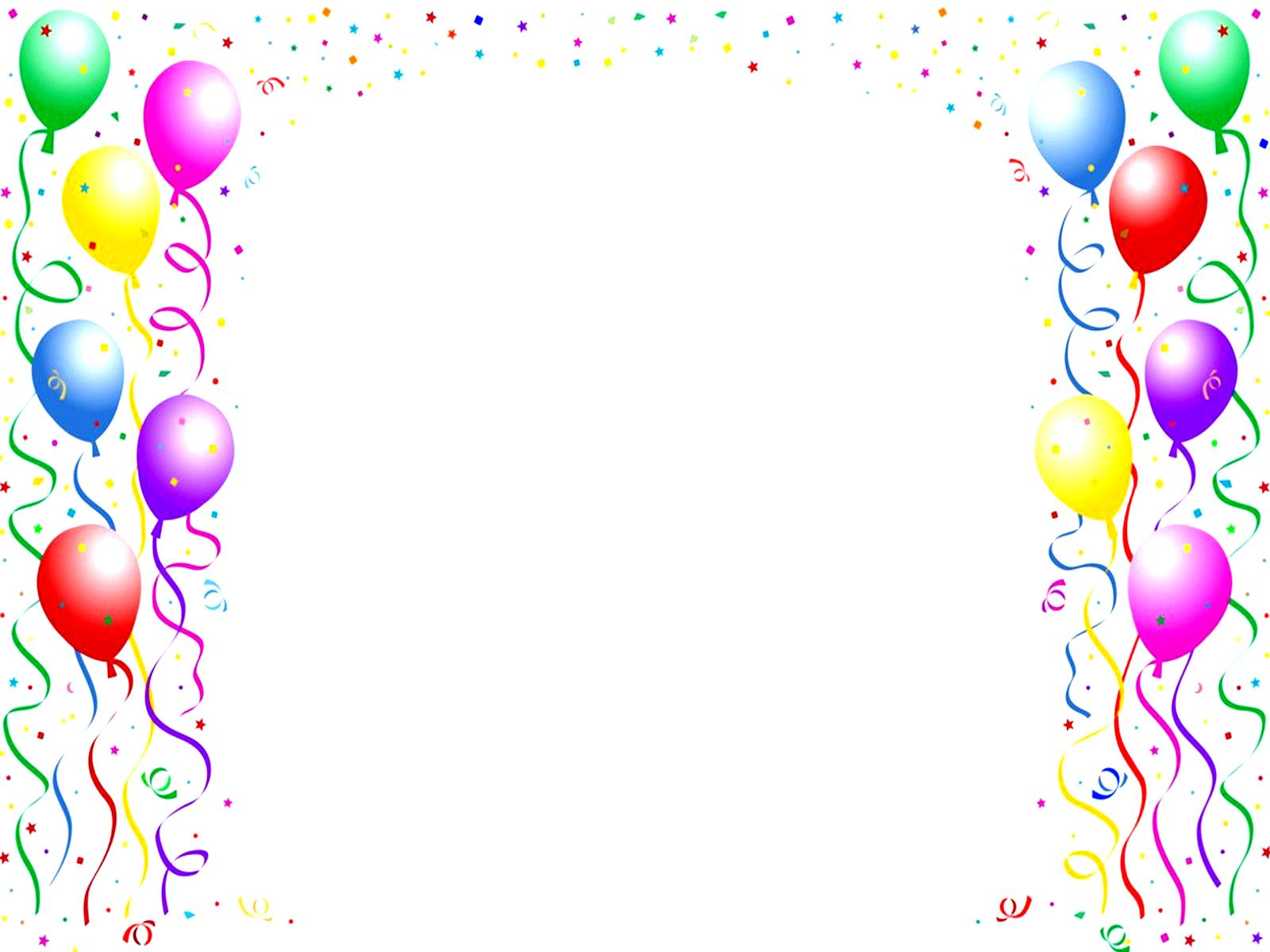 Happy birthday frames and borders clipart royalty free stock Birthday Borders | Free download best Birthday Borders on ClipArtMag.com royalty free stock