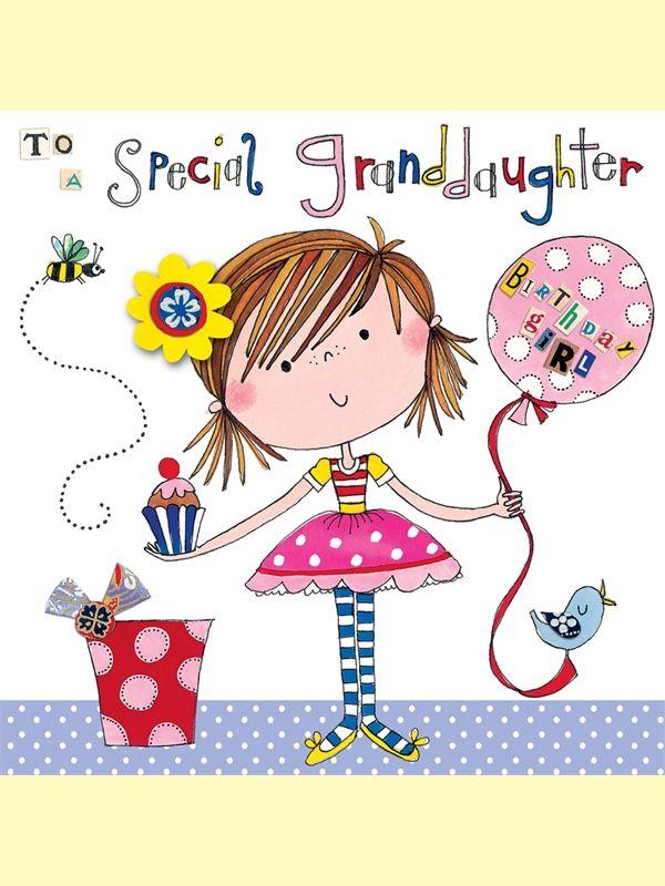 Happy birthday granddaughter clipart vector stock granddaughter birthday quotes | Free Download Birthday Cards ... vector stock