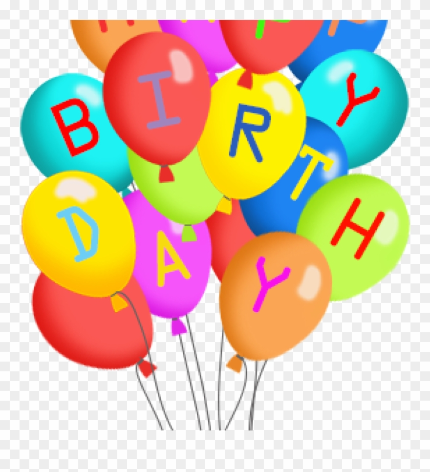 Happy birthday granddaughter clipart picture royalty free library Birthday Balloons Clipart Free Clip Art Pictures Clipartix - Happy ... picture royalty free library