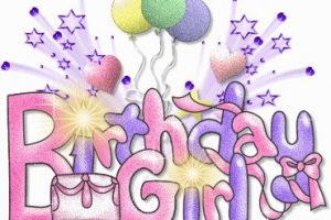 Happy birthday granddaughter clipart clip art black and white stock Happy birthday granddaughter clipart 1 » Clipart Station clip art black and white stock