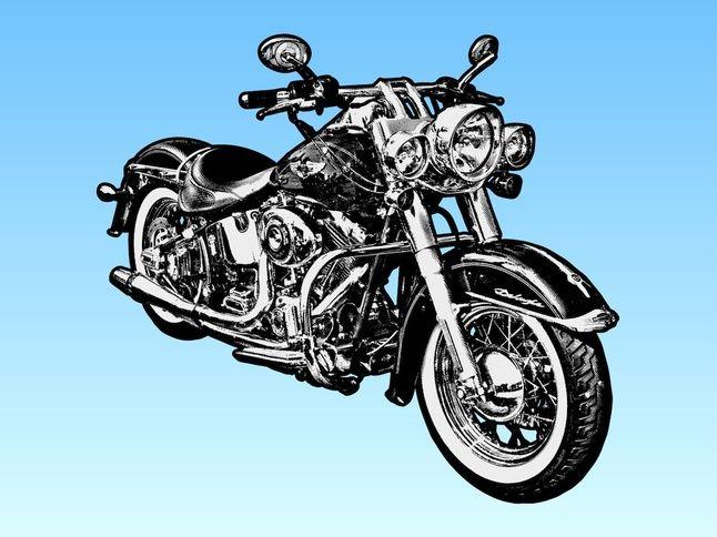 Happy birthday harley davidson mc free clipart graphic stock Harley-Davidson Motorcycle Cartoon Clip Art | Harley Davidson ... graphic stock