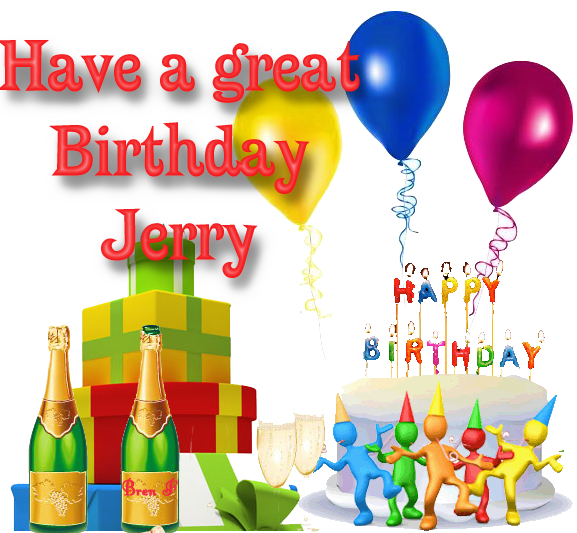 Happy birthday jerry clipart picture stock Happy birthday jerry clipart - ClipartFest picture stock