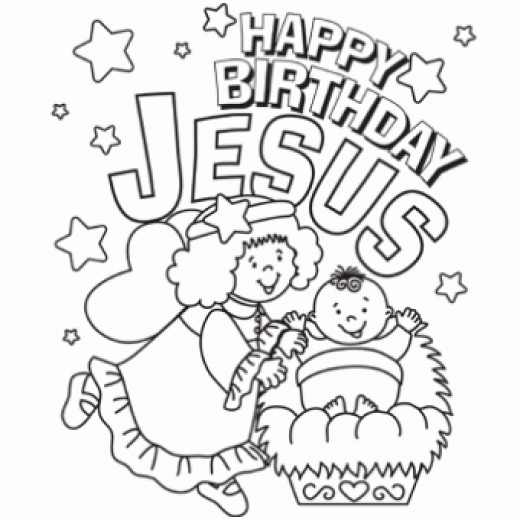 Happy birthday jesus black and white clipart picture library download Free Jesus Birthday Cake Pictures, Download Free Clip Art, Free Clip ... picture library download